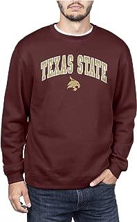 Best texas state university crewneck sweatshirt Reviews