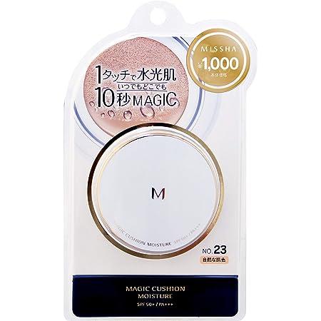 ミシャ Мクッションファンデーション No.23 自然な肌色 15g