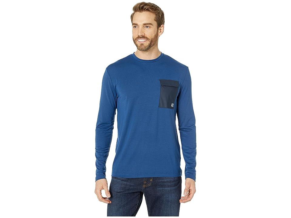Helly Hansen Lomma Long Sleeve (Catalina Blue) Men