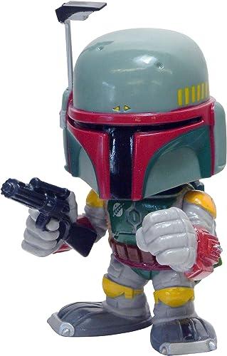 [UK-Import]Star Wars Boba Fett Funko Force Bobble Head