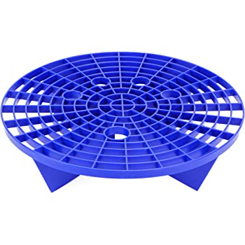 VIKING 919501 Bucket Insert Grit Trap, Blue