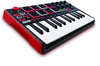 Akai Professional MPK Mini MKII – 25 Key USB MIDI Keyboard
