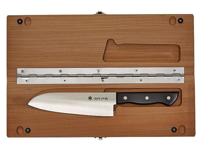 Chopping Board Set L Natural Wood