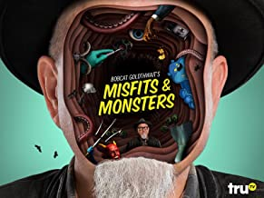Bobcat Goldthwait's Misfits & Monsters Season 1