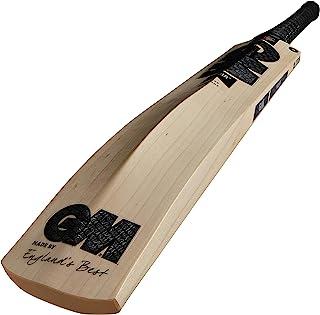 GM Cricket Unisex Child Noir DXM 606 Ttnow Cricket Bat - Black, One Size