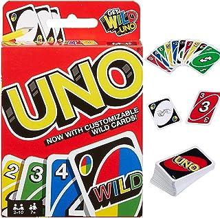 YIAI BTS UNO Cards Game Get Wild Phase 10 Skip Bo Dos UNO Flip Photo Card Set Playing Card Decks Game