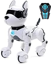 Remote Control Robot Dog Toy, Robots for kids, Rc Dog Robot Toys for Kids..