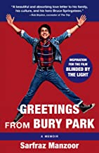 Greetings from Bury Park (Blinded by the Light Movie Tie-In) (Vintage Departures)