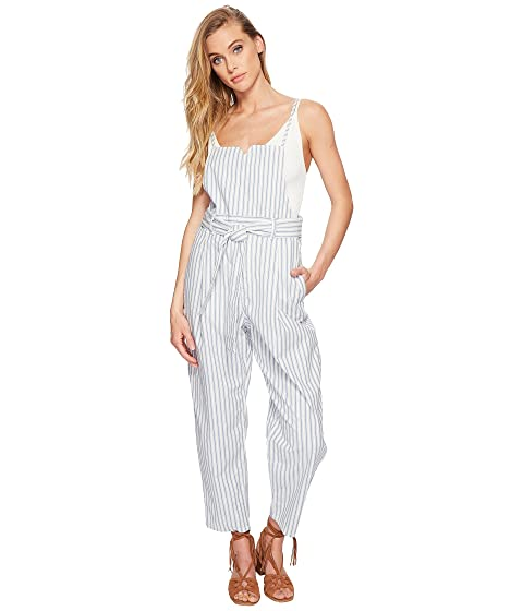 Isabelle Pegged Jumpsuit - Neutral Free People Particular Discount Discount Clearance Store 2018 Cheap Price pj9xOp