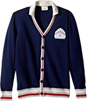 Fendi Kids - Bowling Pin Cardigan (Big Kids)