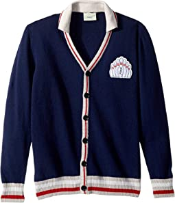 Bowling Pin Cardigan (Big Kids)