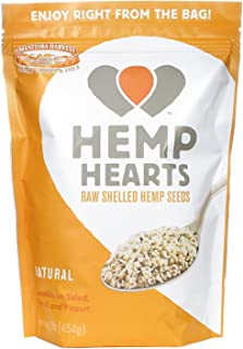 Manitoba Harvest Hemp Heart Shelled 3 Pack