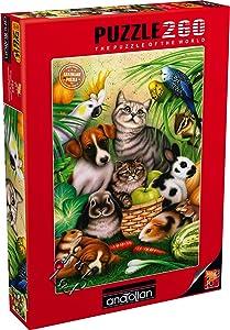 Magic Pets Jigsaw Puzzle, 260-Piece
