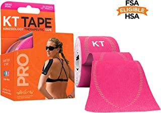 KT Tape Pro Kinesiology Therapeutic Sports Tape