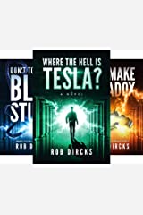 Where the Hell is Tesla? (3 Book Series) Kindle Edition