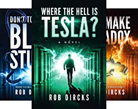 Where the Hell is Tesla? (3 Book Series)