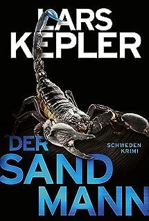 Der Sandmann: Kriminalroman (Joona Linna 4) (German Edition)