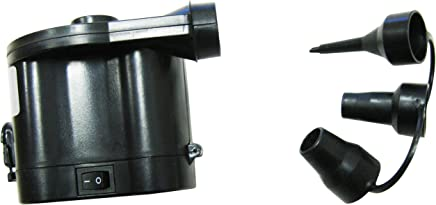 Zaltana DC air pump opreated by 4 D cell batteries (battery sold separately) APD