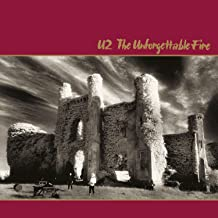 u2 unforgettable fire album