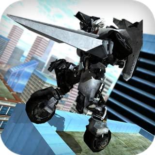 mega robot game