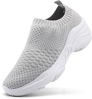 Scarpe Ginnastica Donna Sneakers Running Camminata Corsa Basse Tennis Air Traspiranti Sportive Gym Fitness Casual Comode F...
