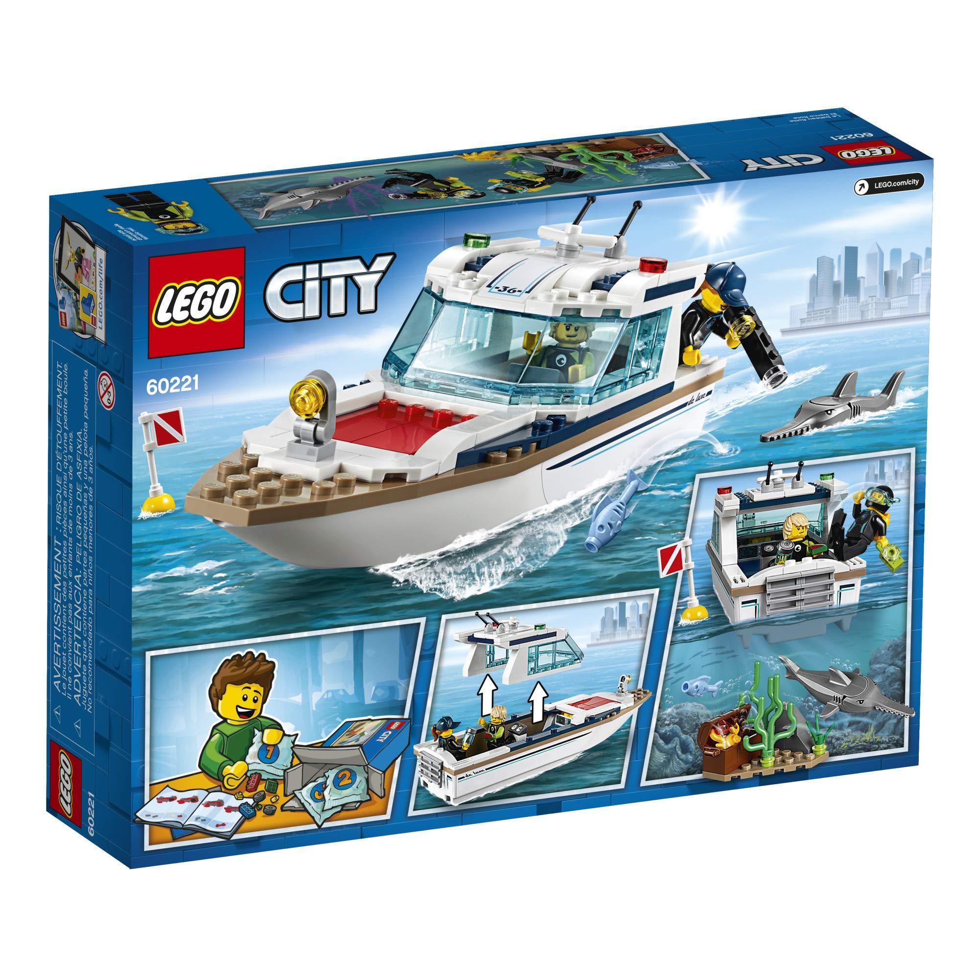 rose magenta 1 x LEGO 75977 Bateau Zodiac Boat 6x10 NEUF NEW Rubber Raft