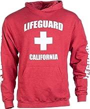 lifeguard santa monica hoodie