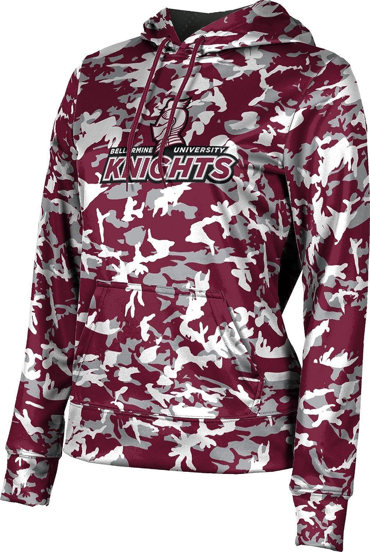 ProSphere Bellarmine University Girls' Pullover Hoodie, School Spirit Sweatshirt (Camo)