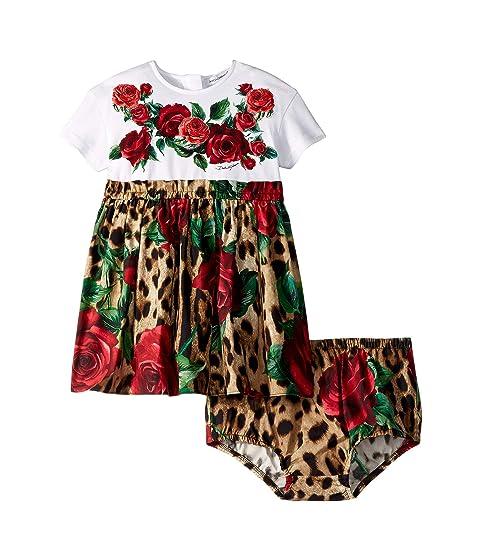 Dolce & Gabbana Kids D&G Dress (Infant)