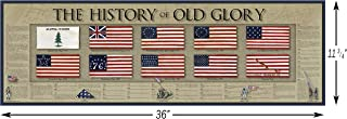 Best history of old glory poster Reviews