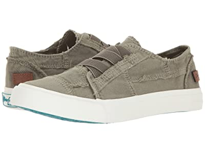 Blowfish Marley (Steel Grey Color Washed Canvas) Women