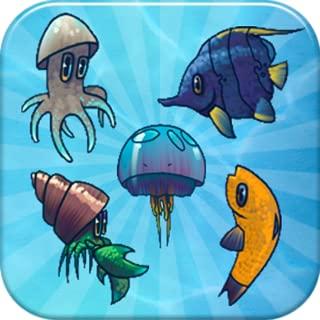 Aquarium Pairs - Match memory game