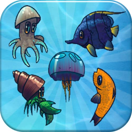 Aquarium Pairs - Match memory game