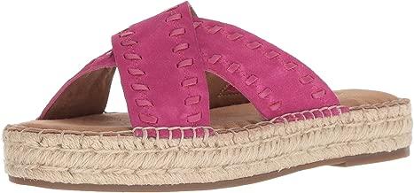 Aerosoles Womens Rose Gold Flatform Sandals Espadrilles