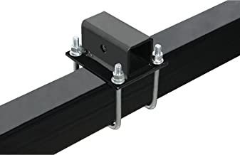 Quick Products QPERBAB Economy RV Bumper Receiver Adapter for Bike Rack, Cargo Carrier, etc. - Fits 4