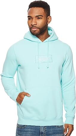 Bar Logo Pullover Hoodie