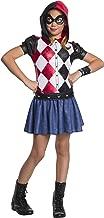 Rubie's Girls Harley Quinn Hoodie Dress