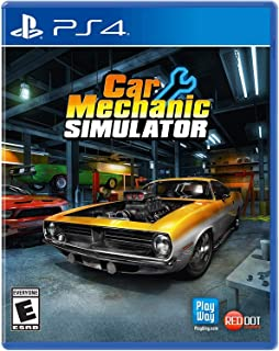 Car Mechanic Simulator (PS4) - PlayStation 4