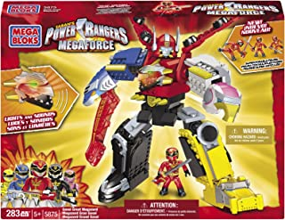 Mega Bloks Power Rangers Megaforce - Gosel Great Megazord