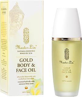 Master Lin Gold Body & Face Oil, 1er Pack (1 x 60 ml)