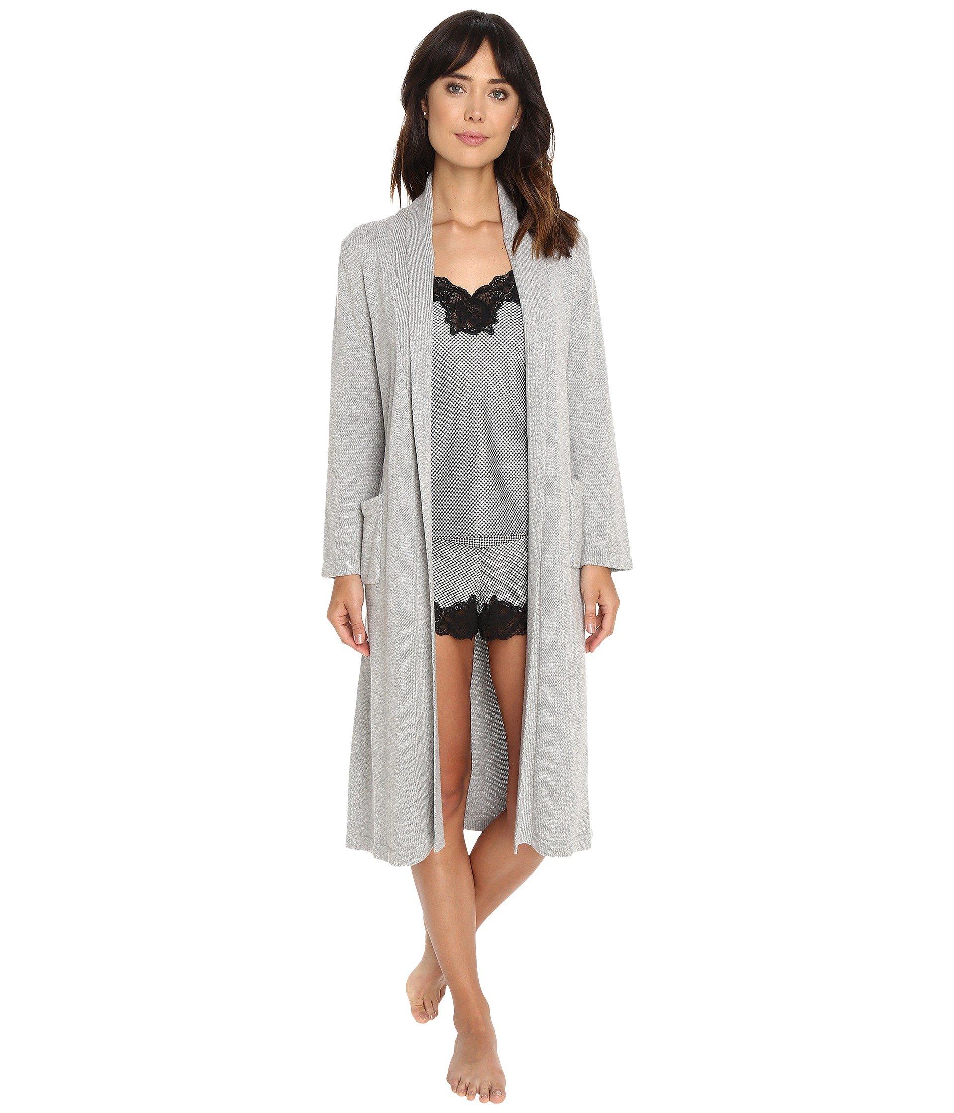 lauren ralph lauren sweater knit ballet robe at. Black Bedroom Furniture Sets. Home Design Ideas