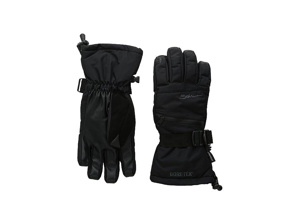 Seirus Gore-Tex(r) Soundtouch Prism Glove (Black) Ski Gloves