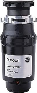 Best ge disposal model gfc320f Reviews