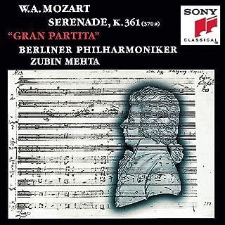 Mozart: Serenade No. 10 in B-Flat Major, K. 361