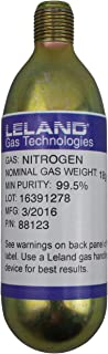 18g Nitrogen Cartridge for Nitro Coffee or Stout Beers 5/8