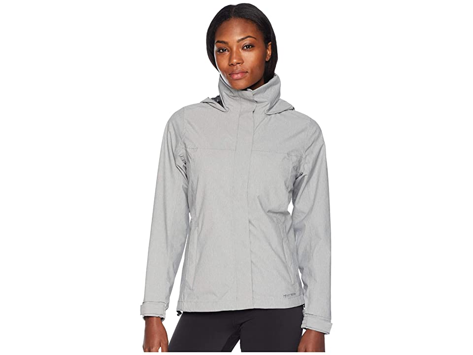 Helly Hansen Aden Jacket (Grey Melange) Girl