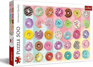 Trefl Doughnuts Puzzle, 480x340 cm - Multi Color