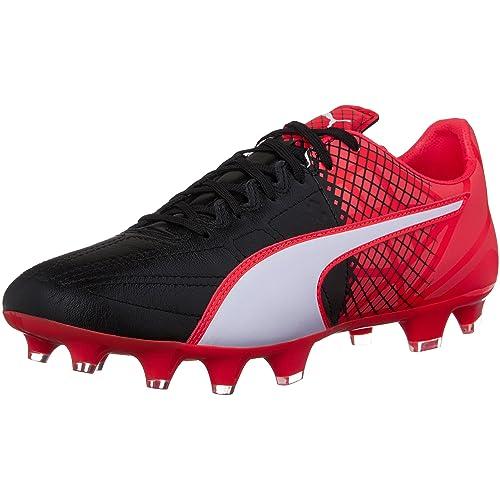 3385273da646 PUMA Men's Evospeed 3.5 Lth FG Soccer Shoe