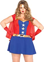 Leg Avenue Women's Plus-Size Comic Book Girl