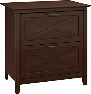 Bush Furniture Key West 2 Drawer Lateral File Cabinet in...